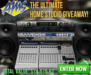 Win a home studio from AMS
