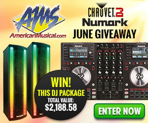 AMS June Giveaway