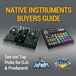 Native Instruments Buyers Guide Banner