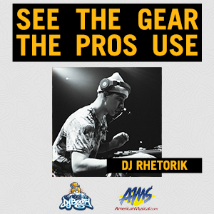Gears the Pros Use - Rhetorik