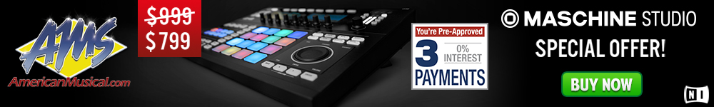 Maschine Studio for 799