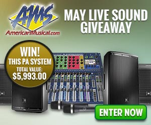AMS May Giveaway