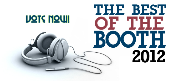 Best of the Booth 2012