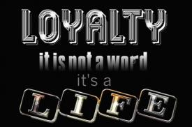 Loyalty's photo