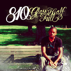 810 - Glass Half Full Cover