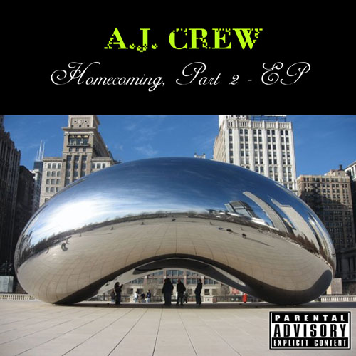A.J. Crew - Homecoming, Part II Cover