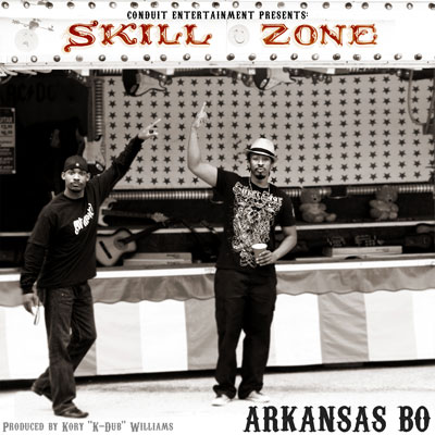 Arkansas Bo - Skill Zone Vol. 1 Album Cover