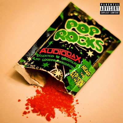 Pop Rocks Front Cover