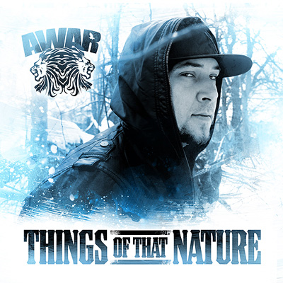 AWAR - Things of That Nature EP Cover
