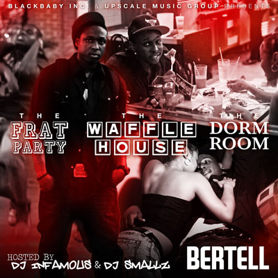 Bertell - The Frat Party, The Waffle House, The Dorm Room Album Cover