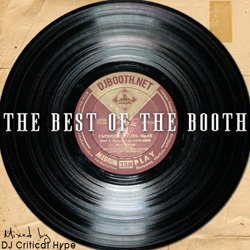 Best of the Booth Vol. 1 Front Cover