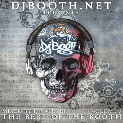 Best of the Booth Vol. 3 Front Cover