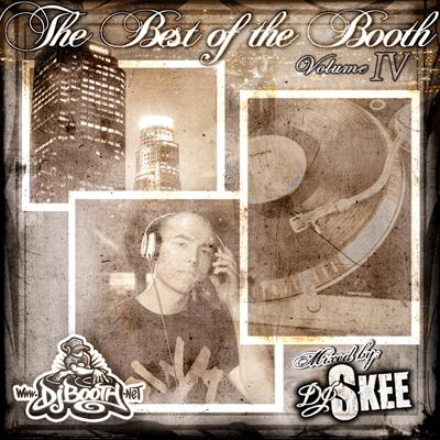 Best of the Booth Vol. 4 Front Cover