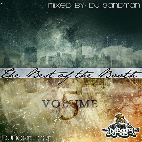 Best of the Booth Vol. 5 Cover