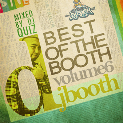 Best of the Booth Vol. 6 (The Best of 2010) Album Cover