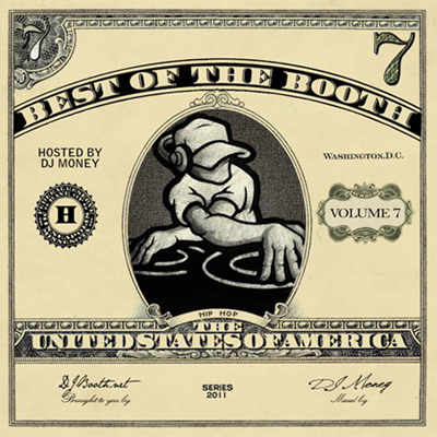 Best of the Booth Vol. 7 Front Cover