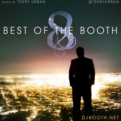 Best of the Booth Vol 8 Front Cover