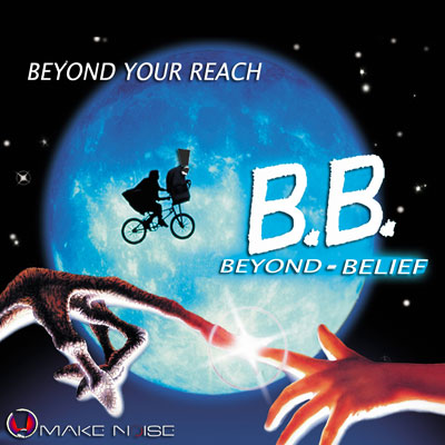 Beyond Belief - Beyond Your Reach Album Cover