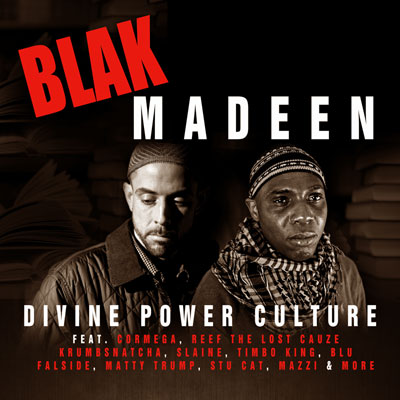 Divine Power Culture Front Cover