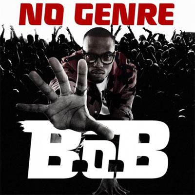 No Genre Front Cover