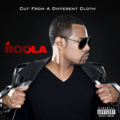 Boola - Cut From a Different Cloth Album Cover