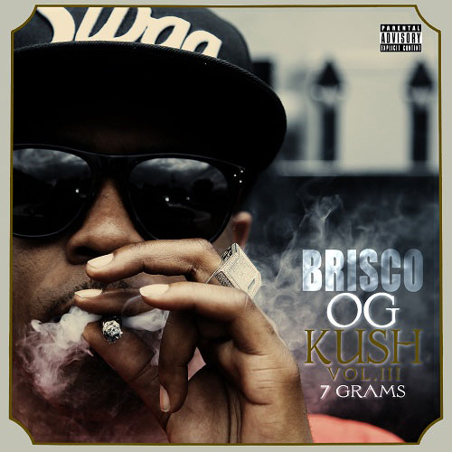 Brisco - OG Kush III: 7 Grams Cover