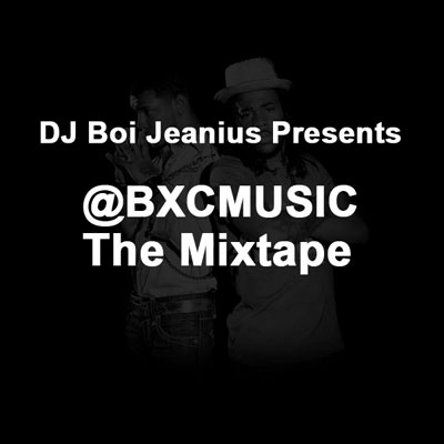 @BXCMusic Front Cover