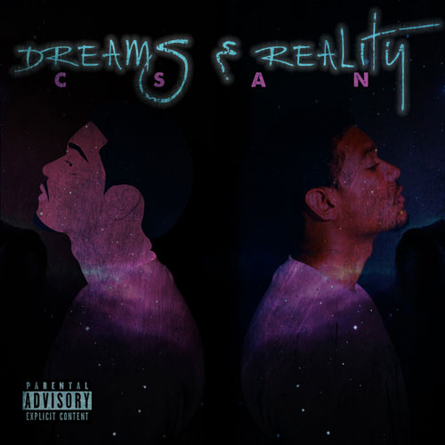 C-San - Dreams & Reality Album Cover