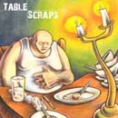 cas One - Table Scraps EP Cover