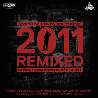 2011 Remixed, Vol. 1 Front Cover