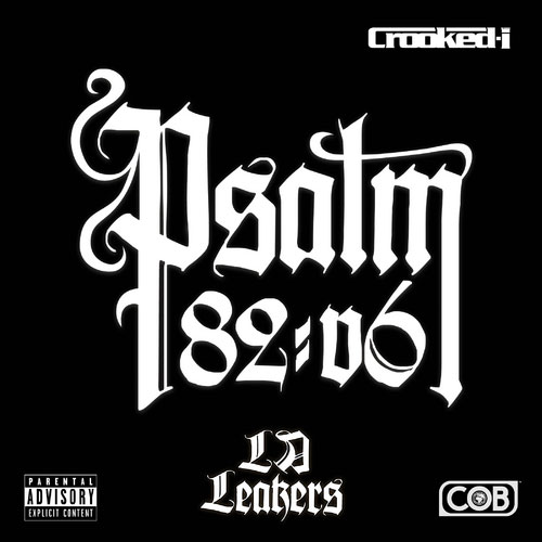 Crooked I Pslam - 82:V6 Cover
