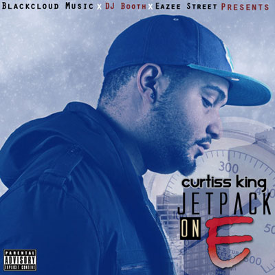 Curtiss King - Jet Pack on E Cover