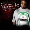 Cymarshall Law & DJ Omega - The Creator's Craft Mix CD Cover