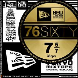 D.Focis - New Tokyo Mixtape 2 Album Cover