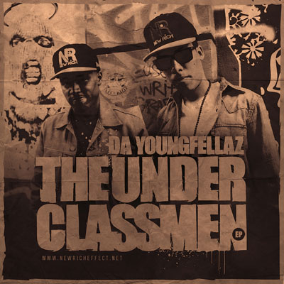 Da YoungFellaz - The Underclassmen EP Cover