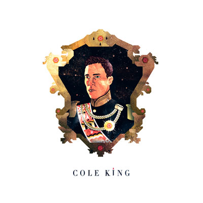 Cole King EP Front Cover