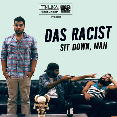 Sit Down, Man Front Cover
