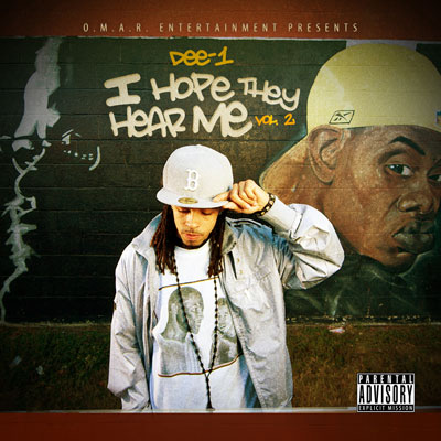 Dee-1 - I Hope They Hear Me (Vol. 2) Cover