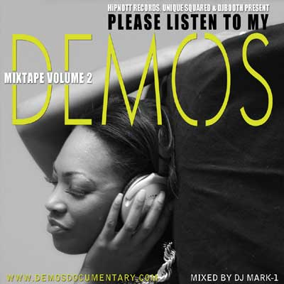 Please Listen to My Demos, Volume 2 Front Cover