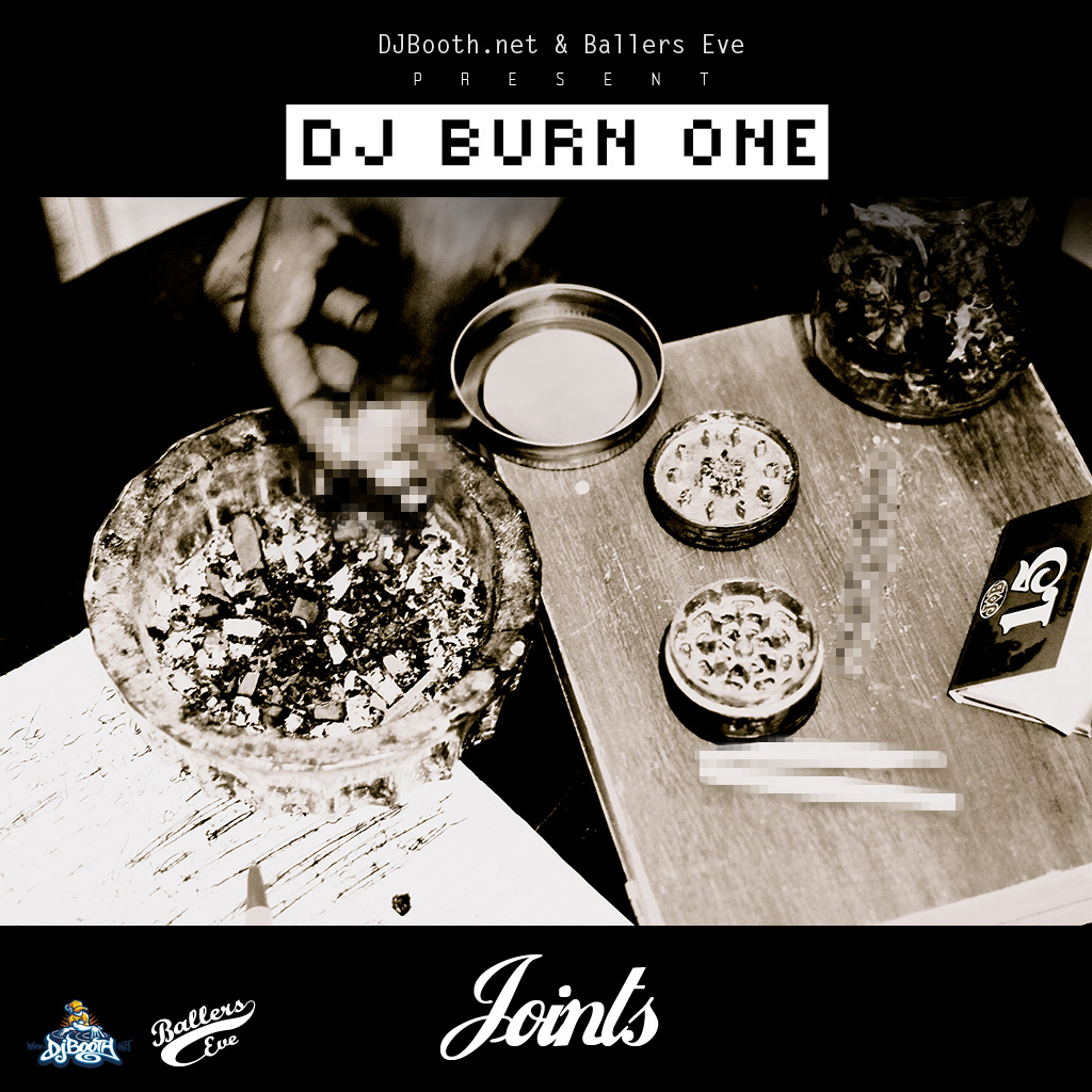 DJ Burn One - Joints Cover