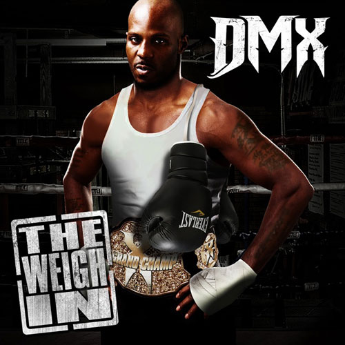 DMX - The Weigh In EP Cover
