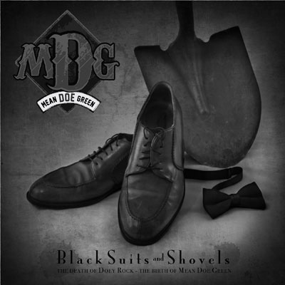 Black Suits & Shovels Front Cover