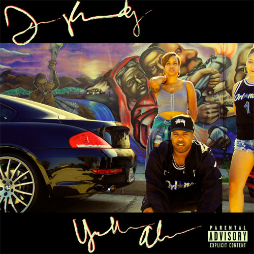 Dom Kennedy - Yellow Album Cover
