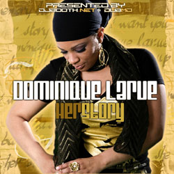 Dominique Larue - HerStory EP Cover