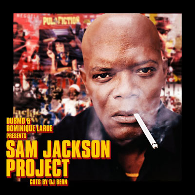 The Sam Jackson Project Front Cover
