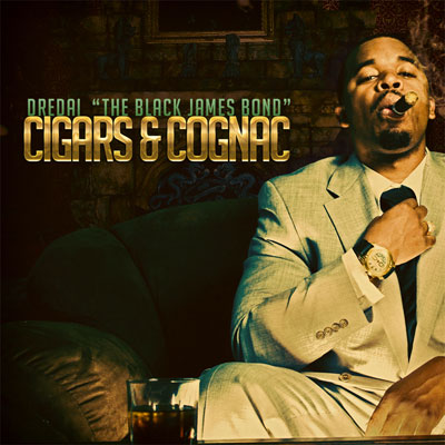 Dredai - Cigars n Cognac Album Cover