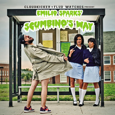Scumbino's Way Front Cover