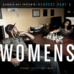 RESPECT Pt. 2: Womens Front Cover