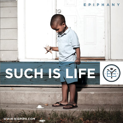 Epiphany - Such Is Life Album Cover