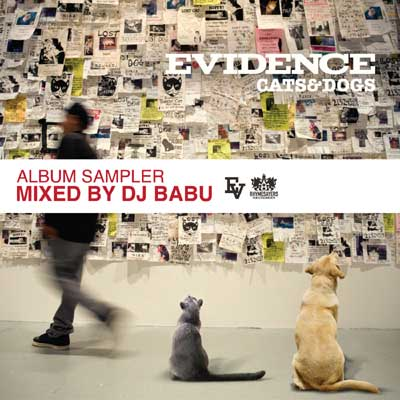 Evidence - Cats & Dogs Sampler Cover